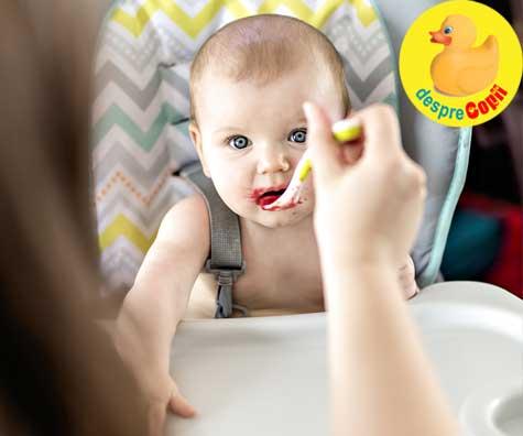 3 Retete de supe pentru bebelusii de 9 luni - a patra luna de diversificare