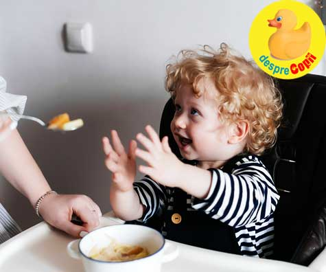 3 retete de supe pentru bebelusii de 12 luni - a saptea luna de diversificare