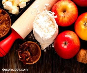 10 retete fabuloase cu mere