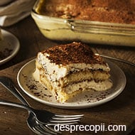 6 retete incredibil de simple de tiramisu