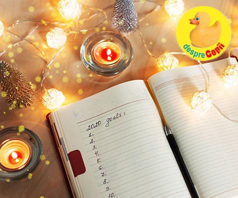 10 Rezolutii practice pentru Anul Nou - pentru o viata mai sanatoasa si mai fericita