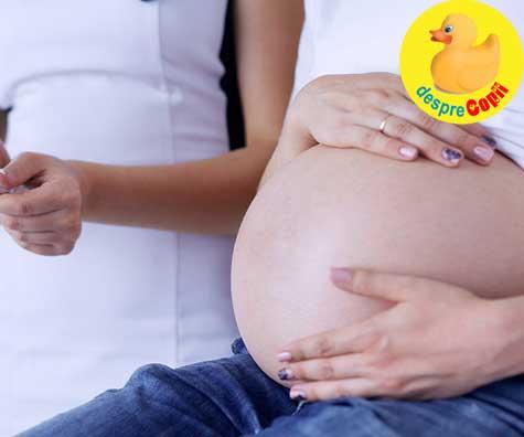 Au venit rezultatele dublului test - jurnal de sarcina