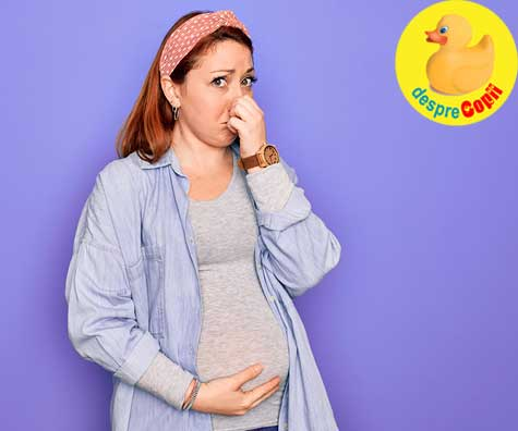 Rinita cronica si sarcina - jurnal de sarcina