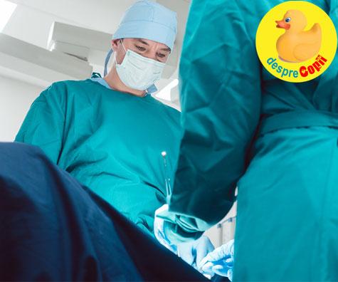Nasterea prin operatia de cezariana si riscurile legate de placenta la a doua sarcina