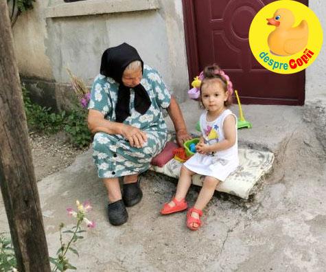 Ne bucuram de rolul bunicii in cresterea lui bebe - jurnal de sarcina