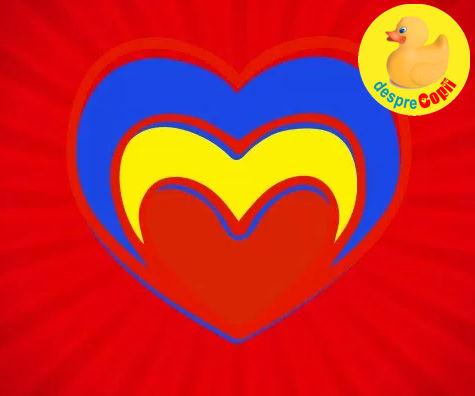 De ce iubesc Romania?