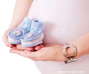 Am schimbat prefixul :) am intrat in saptamana 30 de sarcina