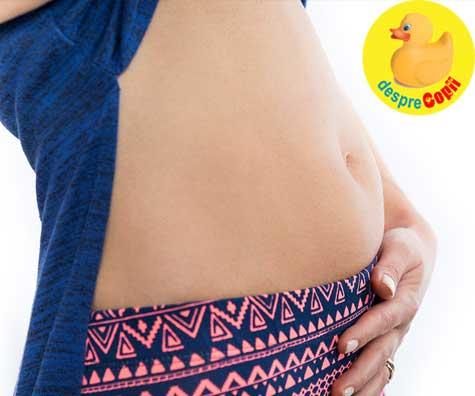Saptamana 12 de sarcina si dublul test - jurnal de sarcina