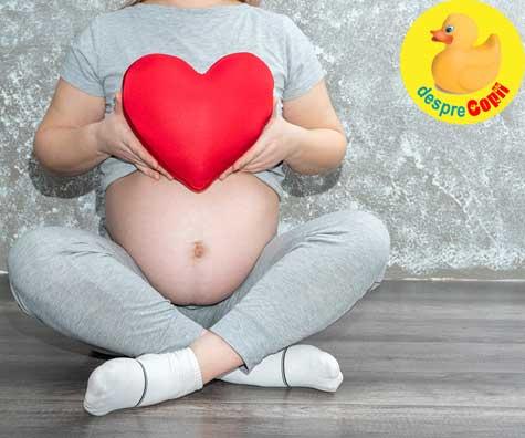 30 saptamani de sarcina, pline de fericire si iubire - jurnal de sarcina