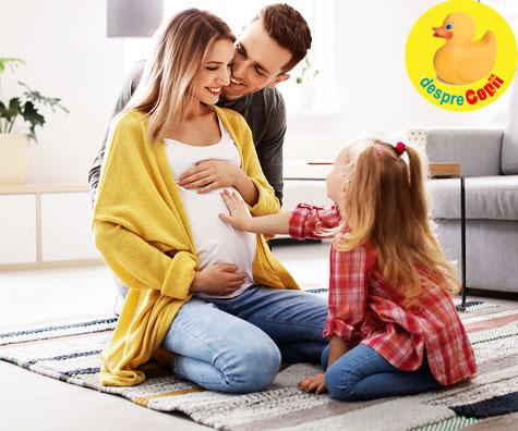 Saptamana 34 sau saptamana emotiilor mari - jurnal de sarcina