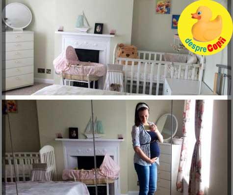 Saptamana 40: bebe nu da inca semne ca vrea sa cunoasca lumea - jurnal de sarcina