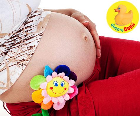 Confesiuni despre sarcina: 9 lucruri pe care trebuie sa vi le spun