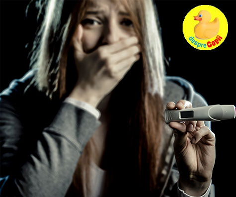 Sarcina in adolescenta: riscuri si realitati medicale