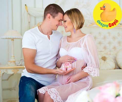Ce inseamna bebele care va veni - jurnal de sarcina