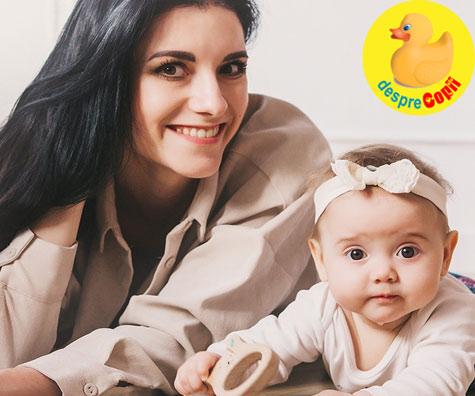 M-am trezit dupa chiuretaj si am strigat bebelusul este inca in viata - povestea unei sarcini salvate