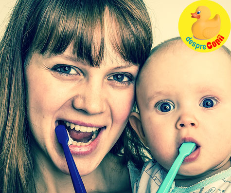 Pierde o mamă un dinte pentru fiecare copil? Iată care este adevărul