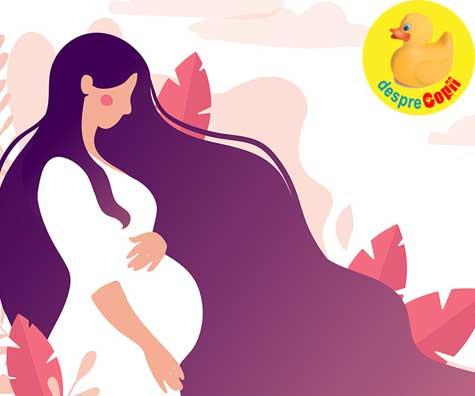 Calatoria mea numita sarcina - jurnal de sarcina