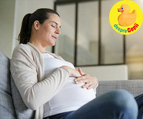 O zi din viata de gravida la 29 de saptamani - jurnal de sarcina