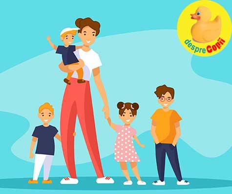 Sarcinile multiple pot afecta procesul de imbatranire fizica a corpului. In special femeile cu mai mult de 3 copii imbatranesc mai repede.