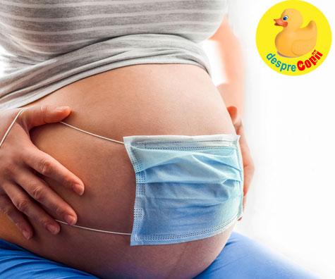 Sarcina si pandemia: intram in valul 4 si sunt tot mai stresata - jurnal de sarcina