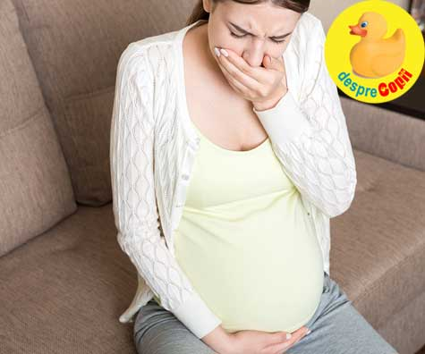 Am ajuns la stadiul de perfuzii pentru a mai rezista. Despre sarcina toxica sau hipermesis gravidarum - jurnal de sarcina