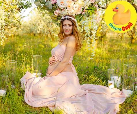 199 de zile de cand esti in burtica mea: burtica in trimestrul III - jurnal de sarcina