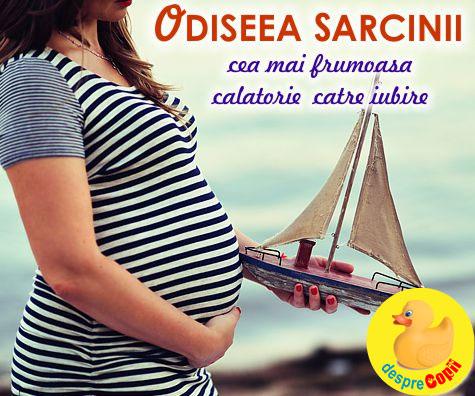 Sarcina pe saptamani. Odiseea sarcinii - 40 de saptamani in episoade video
