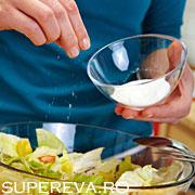 Reducerea cantitatii de sare ar putea fi daunatoare sanatatii