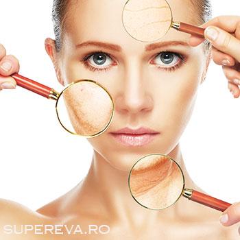 3 moduri de a scapa de riduri si cicatrici