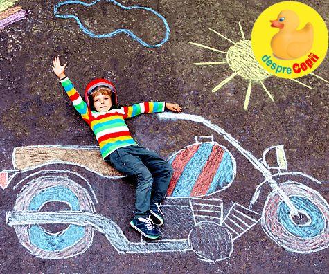 Viata de scolar: cum ne ajutam copilul sa fie social si creativ