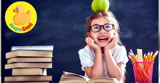 44 de sfaturi pentru sanatatea scolarilor