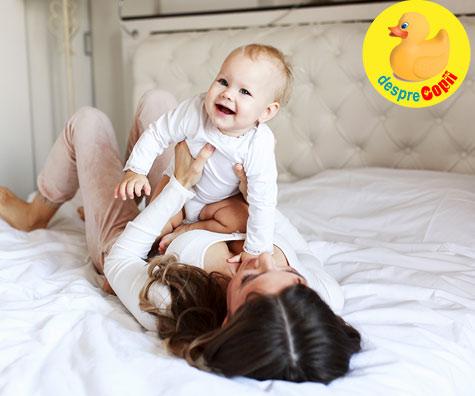 Mami, secretul unui copil fericit esti tu: lectii de comunicare si atasament - confesiunile unei mame