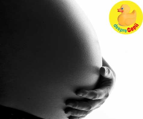 Semne ca bebelusul din burtica s-a oprit din crestere fetala - ai grija la aceste semnale
