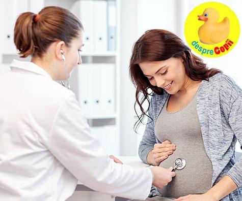 Servicii medicale gratuite pentru toate gravidele din Romania