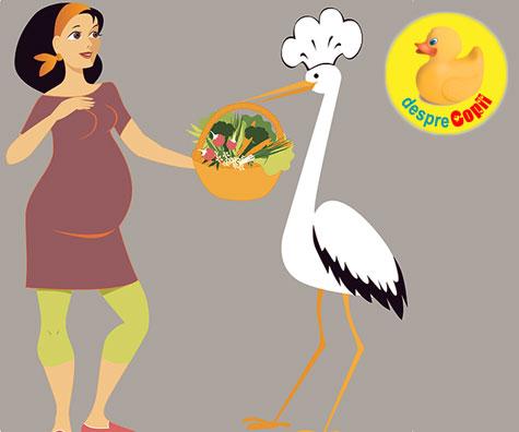 Alimentatia si sexul viitorului bebelus