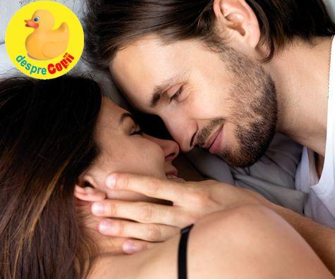 Sexul dupa nastere: cand EL nu este pregatit