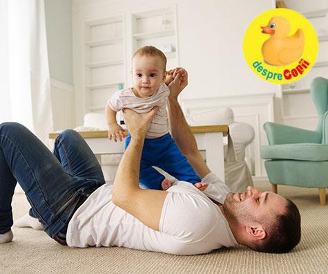 10 sfaturi pentru tati