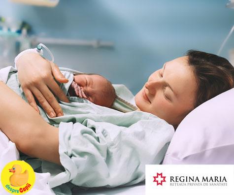 Siguranta nasterii intr-un spital privat din Romania: specialistii, criteriile de siguranta si dotarile care fac diferenta