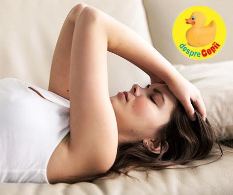 Simptomele sarcinii: iata ce se intampla mai intai cu corpul unei femei care va deveni mama