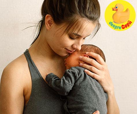 10 simptome ciudate dar normale dupa nastere - perioada postpartum