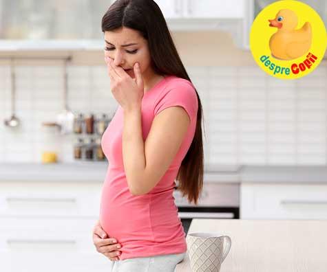 Simptomele primului trimestru de sarcina - jurnal de sarcina