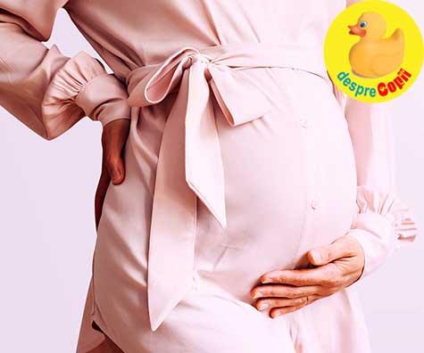 Simptomele primei sarcini au fost inexistente - jurnal de sarcina