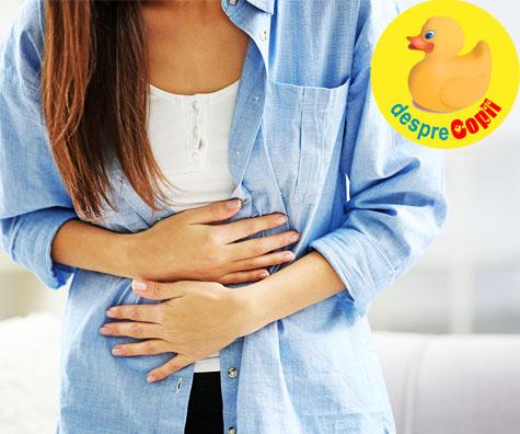 Primele mele simptome de sarcina - jurnal de sarcina