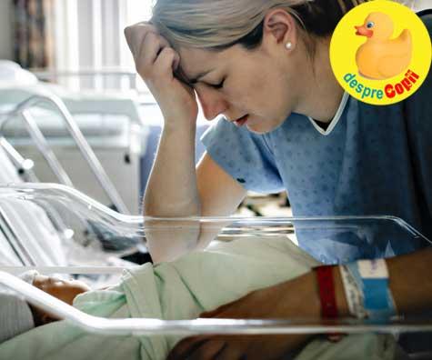 Sindromul celei de a doua nopti a nou-nascutului - iata ce trebuie sa stii draga mami de bebe nou-nascut