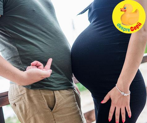 Simptomele sarcinii la barbati sunt reale si au un nume: Sindromul Couvade