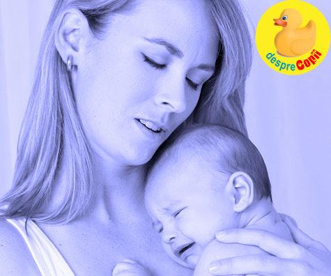 Singurătatea de după nașterea bebelușului: sau perioada când mămicile descoperă noua lor identitate