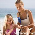 Creme de protectie solara pentru copii