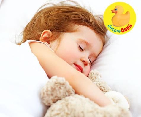 Fitoterapia pentru un somn de calitate la copii