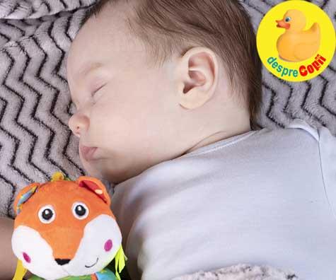 Somnul bebelusului la 3 luni: cat doarme si probleme de somn - SCHEMA DE SOMN