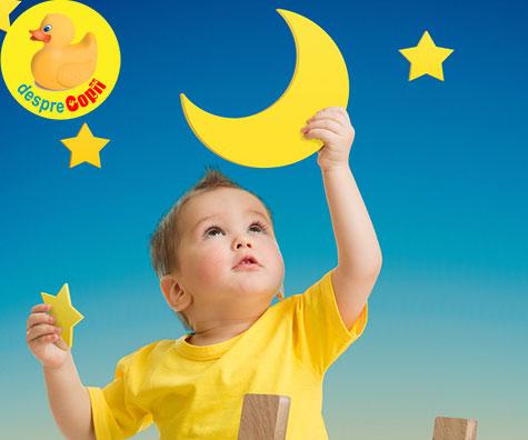Semne ca copilul tau nu doarme suficient - iar unele te vor surprinde